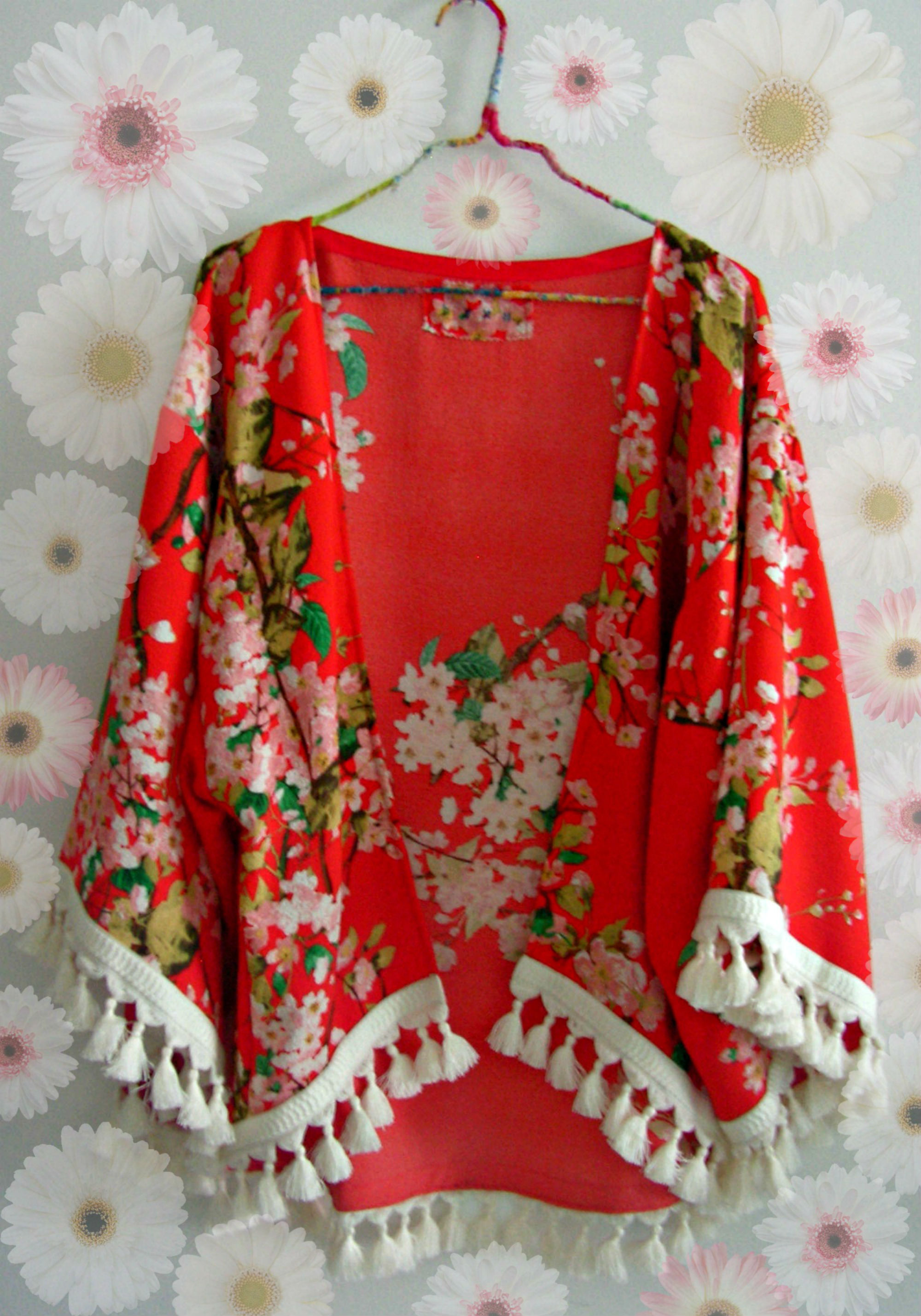 Kimonos Handmade Byxu Byxu Blog